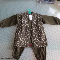 japanische Jacke, Hose,...