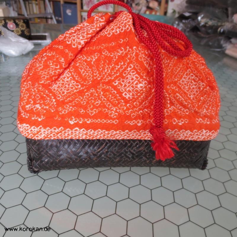 f0b798040ede9 Zugbeutel - Tasche auf Korb Basis