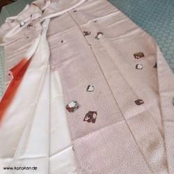 Komon Kimono mit kleinen...