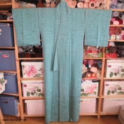 Iromuji einfarbiger Kimono...