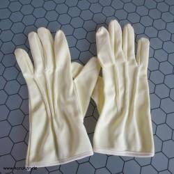 Handschuhe, hellgelb,...