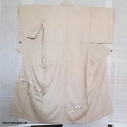 Irotomesode Seiden Kimono...