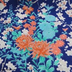 Komon Kimono Stoff...