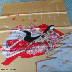 Furoshiki aus Rayon, Hime...