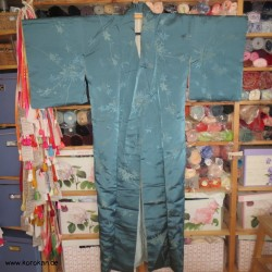 Komon Kimono mit...