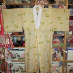 Juban für Kimono  - Bambus...