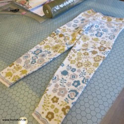 Upcycling Leggings aus...