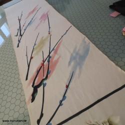 Muster Stoff Panels für...