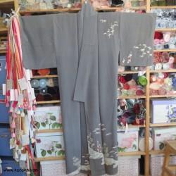 Vintage Homongi Kimono,...