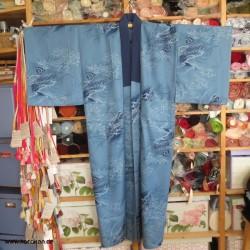 Hitoe Juban Unter - Kimono...