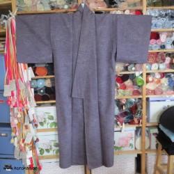 Hitoe Omeshi Komon Kimono...