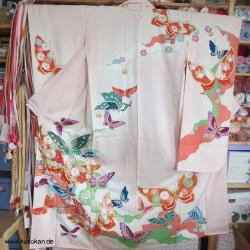 Furisode Kimono Wellen und...