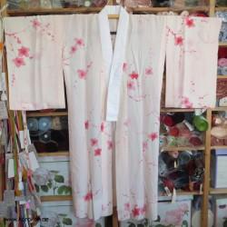 Juban für Kimono  - Seide...