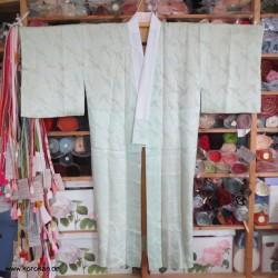 Juban für Kimono  - Kranich...