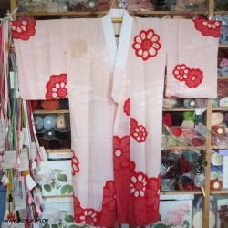 Juban für Kimono  - Shibori...