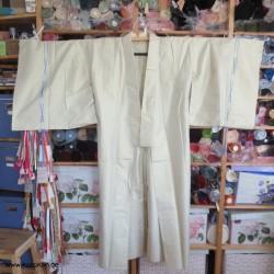 goldener Hitoe Kimono...