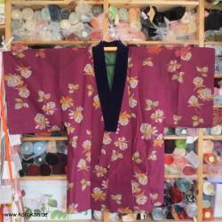 große Dochugi Kimono Jacke,...
