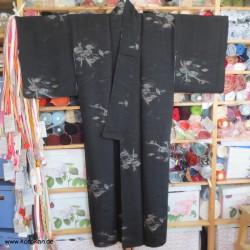 Omeshi Urushi Komon Kimono...