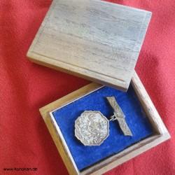 Vintage Orden in Holzbox,...