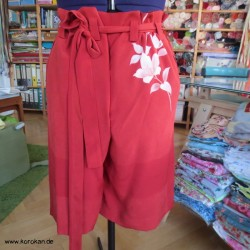 Upcycling Paperbag Shorts...