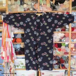 Hitoe Kimono Arbeitsjacke -...