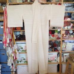 Hitoe Sommer Komon Kimono,...