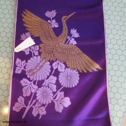 Synthetik Kimono Brokat...