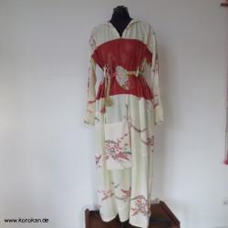 """Zero Waste """"Kimono"""" Kleid..."""