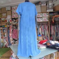 Corona Sale: langes blaues...