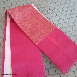 Han Eri Zusatzkragen, pink...