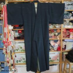 Komon Seiden Kimono mit...