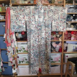Kimono - mit vielen...