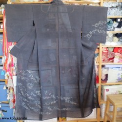 antiker Hitoe - Kimono...