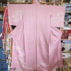 Homongi Seiden Kimono mit...