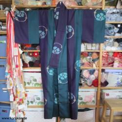 Meisen Komon Kimono breite...
