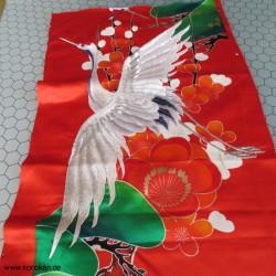 Kimono Seiden Stickerei...