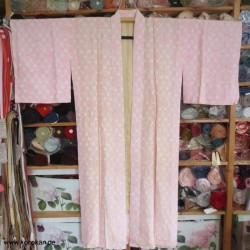 antiker Juban für Kimono  -...
