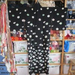 Komon Kimono mit hellen...