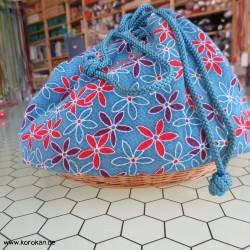 Zugbeutel - Tasche auf Korb...