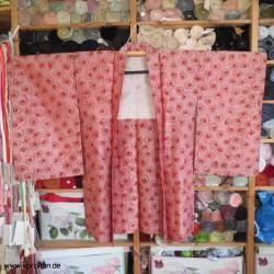 Meisen Seiden Haori Kimono...