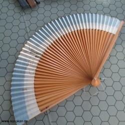 Fächer Bambus mit schmaler...