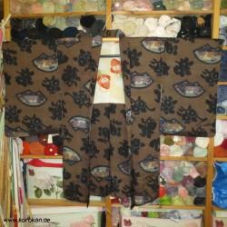Haori Kimono - Jacke mit...