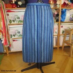 Vintage Faltenrock aus...
