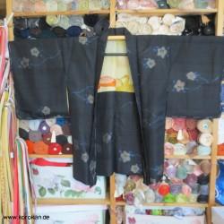 antike Meisen Haori Kimono...
