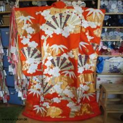 Uchikake - Kimono Mantel,...