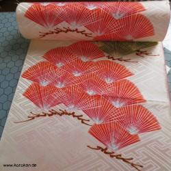 Kimono Stoff, Mischgewebe,...