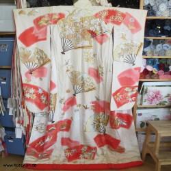 Uchikake - Hochzeitsmantel...