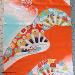Kimono Stoff Synthetik sehr...