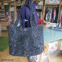 Upcycling Shopper Tasche...