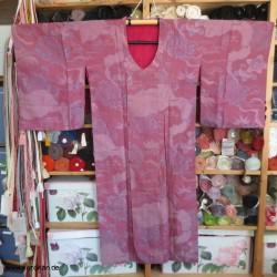 antike Michiyuki Kimono...